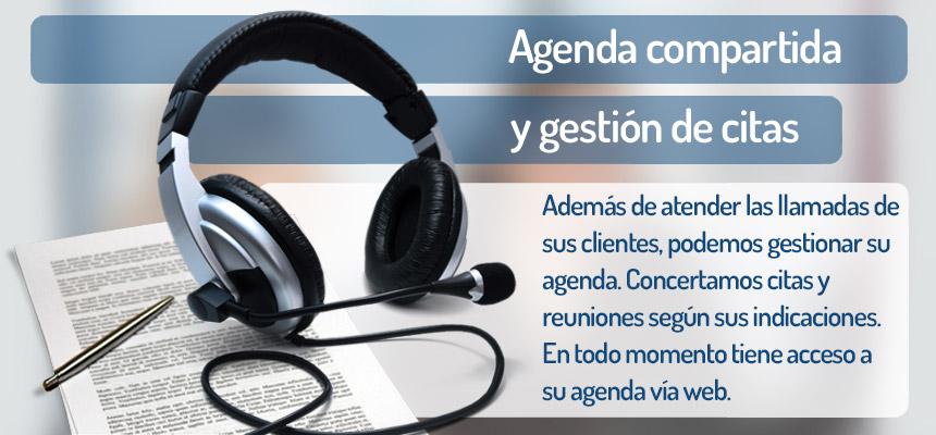 Call Center 24 horas con gestión de agenda para sus citas