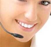 La sonrisa nos ayudará a dar esa entonación positiva que necesitamos en nuestras conversaciones por teléfono